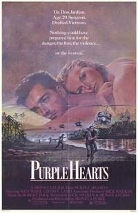 Purple Hearts - 43 x 62 Movie Poster - Bus Shelter Style A