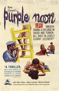 Purple Noon - 11 x 17 Movie Poster - Style A