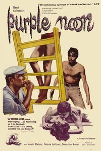 Purple Noon - 11 x 17 Movie Poster - Style C