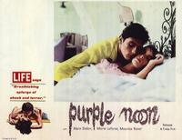 Purple Noon - 11 x 14 Movie Poster - Style B