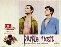 Purple Noon - 11 x 14 Movie Poster - Style C