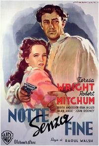 Pursued - 27 x 40 Movie Poster - Foreign - Style A