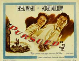 Pursued - 11 x 14 Movie Poster - Style A