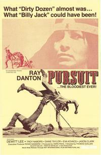 Pursuit - 27 x 40 Movie Poster - Style A
