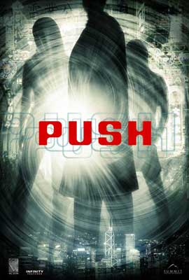 Push - 11 x 17 Movie Poster - Style A