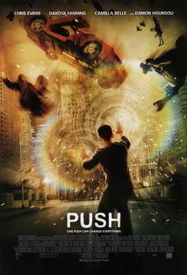 Push - 11 x 17 Movie Poster - Style B