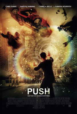 Push - 27 x 40 Movie Poster - Style A