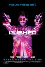 Pusher - 11 x 17 Movie Poster - Style A