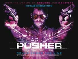 Pusher - 22 x 28 Movie Poster - Style A