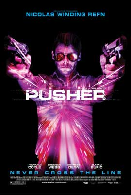 Pusher - 27 x 40 Movie Poster - Style A