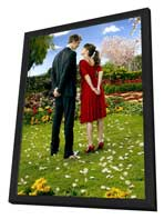 Pushing Daisies (TV) - 27 x 40 TV Poster - Style A - in Deluxe Wood Frame