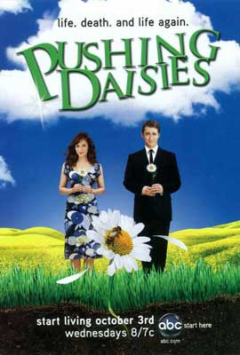 Pushing Daisies (TV) - 27 x 40 TV Poster - Style L