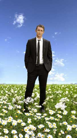 Pushing Daisies (TV) - 11 x 17 TV Poster - Style D