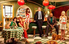 Pushing Daisies (TV) - 27 x 40 TV Poster - Style C