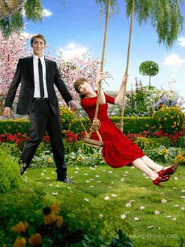 Pushing Daisies (TV) - 11 x 17 TV Poster - Style F