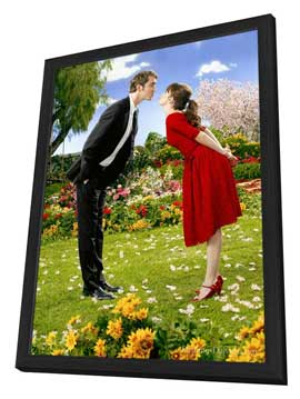 Pushing Daisies (TV) - 11 x 17 TV Poster - Style G - in Deluxe Wood Frame