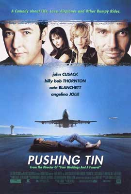 Pushing Tin - 27 x 40 Movie Poster - Style A