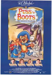 Puss in Boots: The Animated Storybook - 11 x 17 Movie Poster - Style A