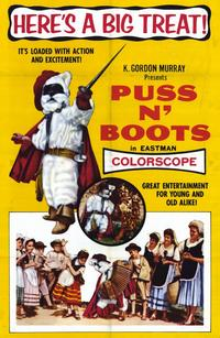 Puss n' Boots - 11 x 17 Movie Poster - Style A