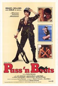 Puss 'n Boots - 11 x 17 Movie Poster - Style A