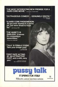 Pussy Talk - 11 x 17 Movie Poster - Style A
