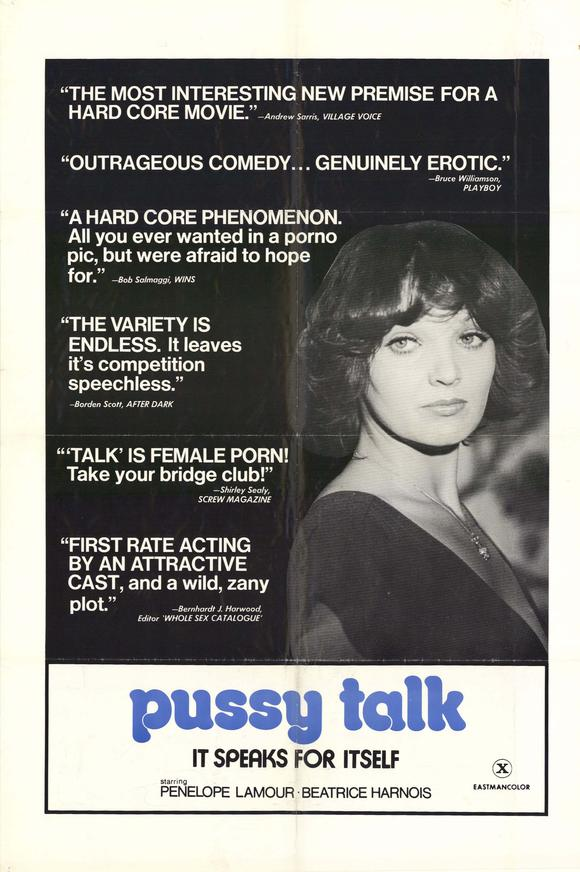 Pussy Talk movie
