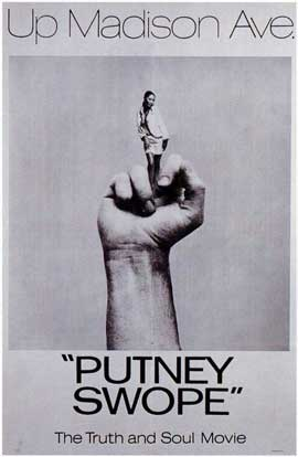 Putney Swope - 11 x 17 Movie Poster - Style A