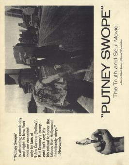 Putney Swope - 11 x 14 Movie Poster - Style A