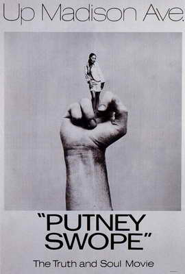 Putney Swope - 27 x 40 Movie Poster - Style A