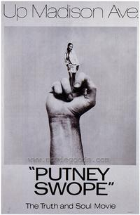 Putney Swope - 43 x 62 Movie Poster - Bus Shelter Style A