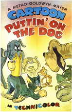 Puttin' on the Dog - 11 x 17 Movie Poster - Style A