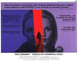Puzzle of a Downfall Child - 11 x 14 Movie Poster - Style A