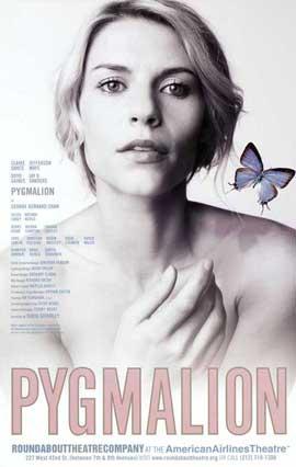 Pygmalion (Broadway) - 27 x 40 Poster - Style A