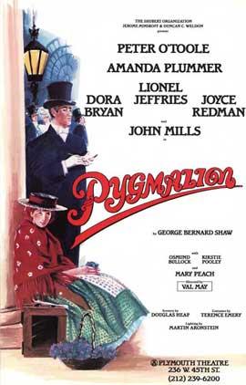 Pygmalion (Broadway) - 14 x 22 Poster - Style A