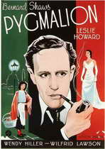 Pygmalion - 11 x 17 Movie Poster - Style B
