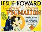 Pygmalion - 11 x 14 Movie Poster - Style B