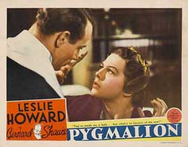 Pygmalion - 11 x 14 Movie Poster - Style A