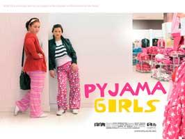 Pyjama Girls - 11 x 17 Movie Poster - Style A