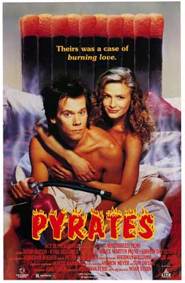 Pyrates - 27 x 40 Movie Poster - Style A