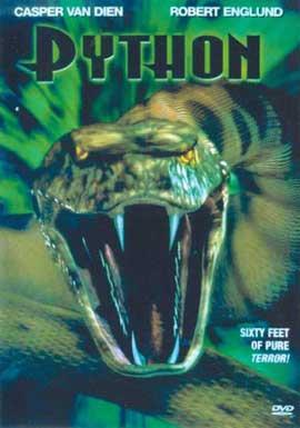 Python - 11 x 17 Movie Poster - Style B