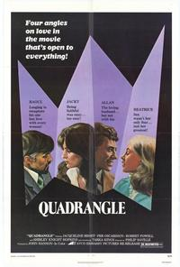 Quadrangle - 27 x 40 Movie Poster - Style A