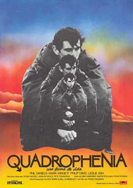 Quadrophenia: A Way of Life - 11 x 17 Movie Poster - Spanish Style A
