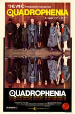 Quadrophenia - 11 x 17 Movie Poster - Style A