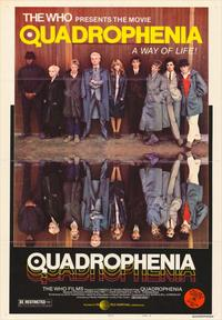 Quadrophenia - 43 x 62 Movie Poster - Bus Shelter Style A