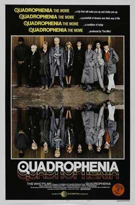 Quadrophenia - 11 x 17 Movie Poster - Style E