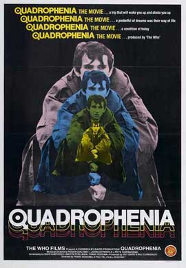 Quadrophenia - 11 x 17 Movie Poster - UK Style A