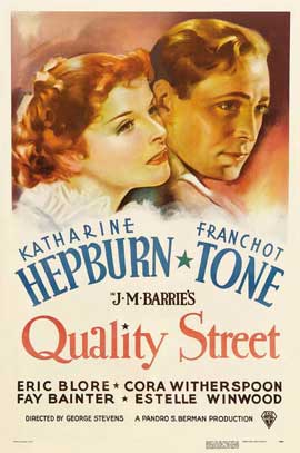 Quality Street - 11 x 17 Movie Poster - Style A