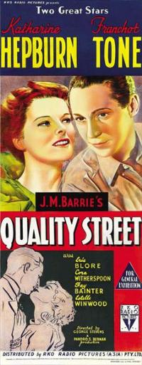 Quality Street - 13 x 30 Movie Poster - Australian Style A