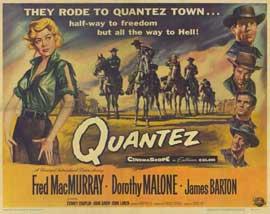 Quantez - 11 x 14 Movie Poster - Style A