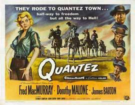 Quantez - 22 x 28 Movie Poster - Half Sheet Style A